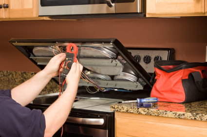 Сервис по ремонту электрических плит