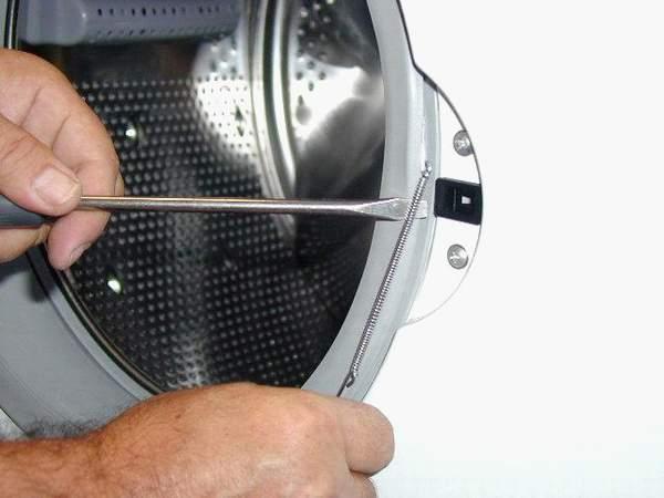 Замена манжеты стиральной машины своими руками